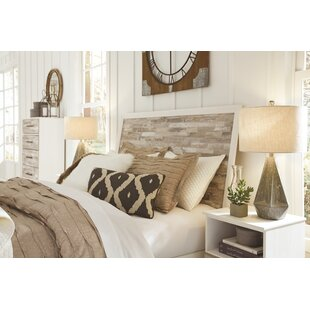 Marston Panel Headboard by Gracie Oaks