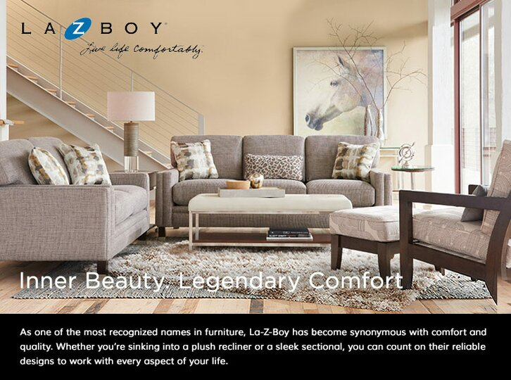 : lazy boy sinclair sectional - Sectionals, Sofas & Couches