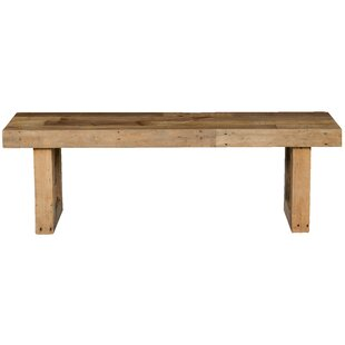 Abbey Wood Bench by Mistana