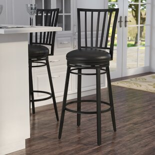 Scharff 30 Swivel Bar Stool Latitude Run