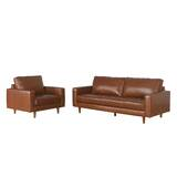 Idris 2 Piece Living Room Set by Modern Rustic Interiors