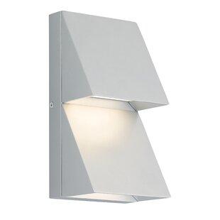 Tech Lighting Pitch 2-Light LED Outdoor Flush Mount
