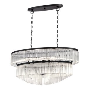 Rosdorf Park Lower Vobster 10-Light Chandelier