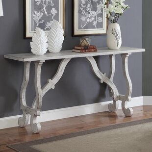 Reviews Nash Console Table By Rosecliff Heights