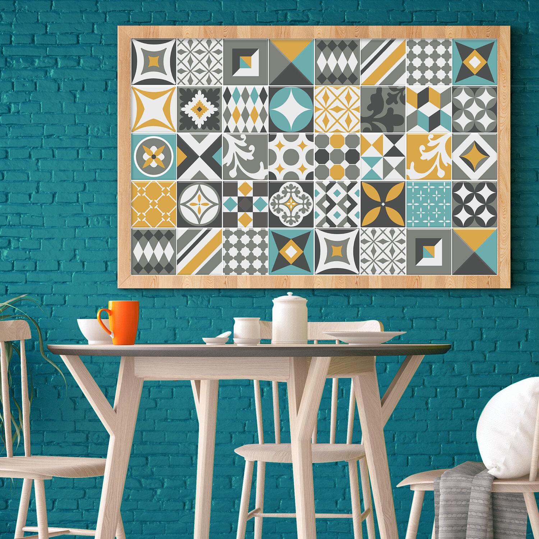 - Smart Tiles Vintage 9