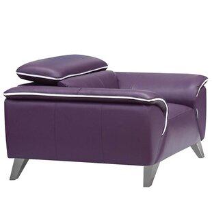 Noci Design Purple Armchair