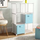 Modern Cube DIY Unit Cube Bookcase by Symple Stuff