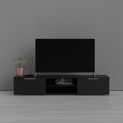 Black Tv Stands Amp Entertainment Centers You Ll Love In