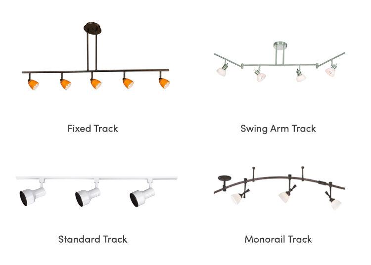Lighting 101 Track Lighting Types Wayfair