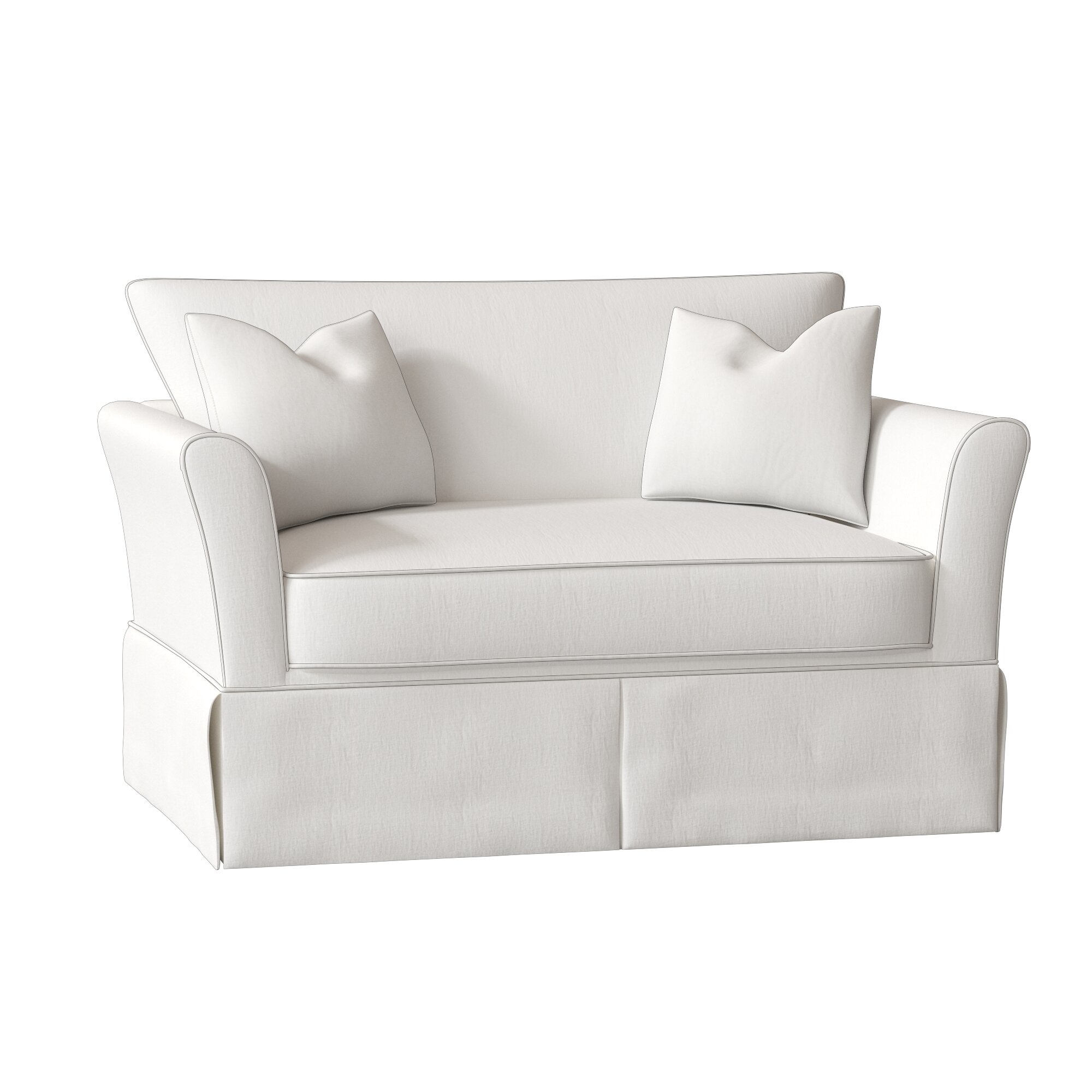- Shelby Chair And A Half & Reviews Joss & Main