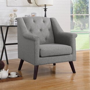 Compare & Buy Mucha Armchair by Gracie Oaks Reviews (2019) & Buyer's Guide