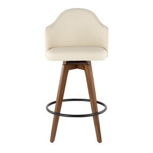Best Reviews Fred 26 Swivel Bar Stool by George Oliver Reviews (2019) & Buyer's Guide