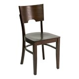 FLS Series Solid Wood Side Chair by Florida Seating