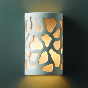 Odele 1 Light Outdoor Flush Mount by Bloo..