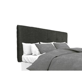 Order Kwan Upholstered Panel Headboard by Red Barrel Studio