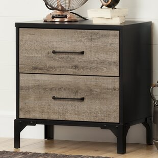 Shop For Valet 2 Drawer Nightstand BySouth Shore