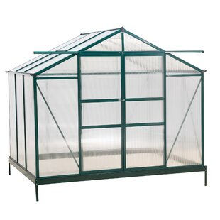 Sunjoy 8 Ft. W x 6 Ft. D Greenhouse