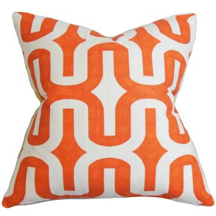 Suzanne Cotton Throw Pillow Cover