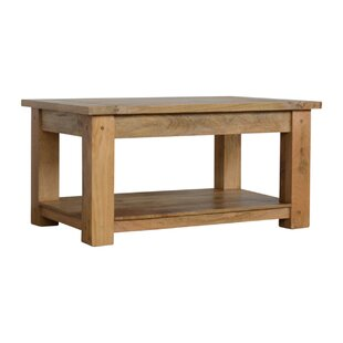 Bundy Coffee Table With Storage By Alpen Home