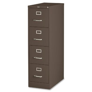 Fortress 26.5 4-Drawer Letter Vertical File