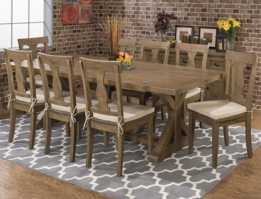 Laurel Foundry Modern Farmhouse Cannes Dining Table Reviews