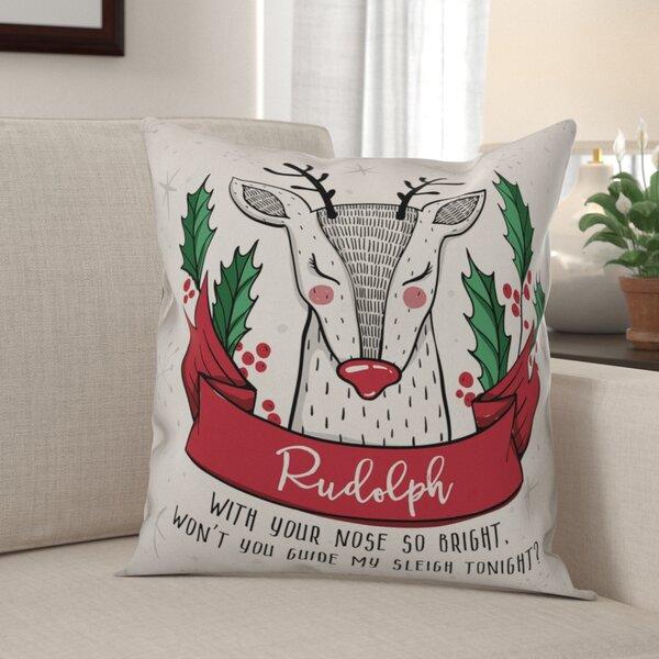 Rudolph Pillow Wayfair