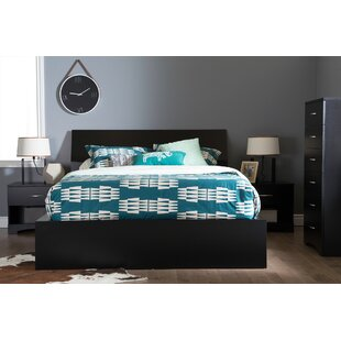 Step One Queen Storage Platform Bed by South Shore