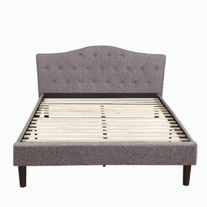 Classic Deluxe Platform Bed by Madison..