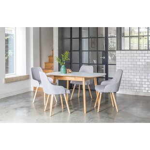 Extending Table And 4 Chairs Wayfaircouk