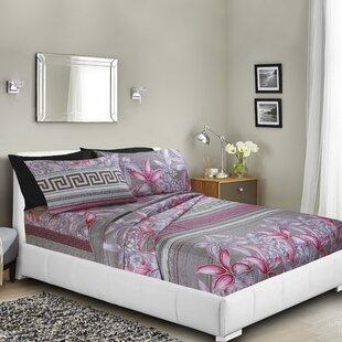 Massingill Printed Bed Sheet Set