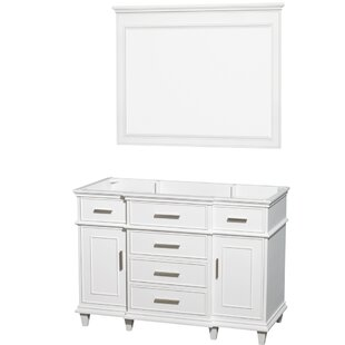 Berkeley 47 Single Bathroom Vanity Base by Wyndham Collection