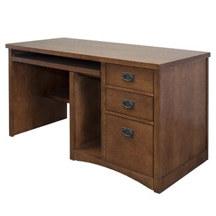 Where buy  Benno Deluxe Computer Desk ByMillwood Pines