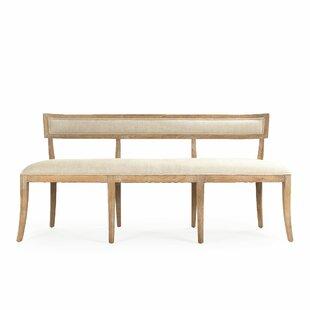 Embla Bench by One Allium Way