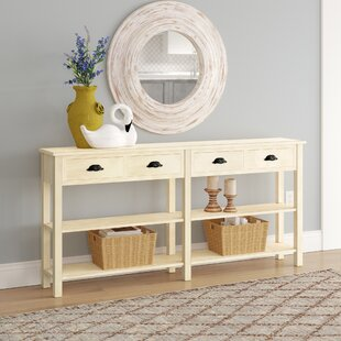 Price comparison Zampa Console Table By August Grove