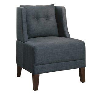 Poundex Bobkona Prissy Wingback Chair