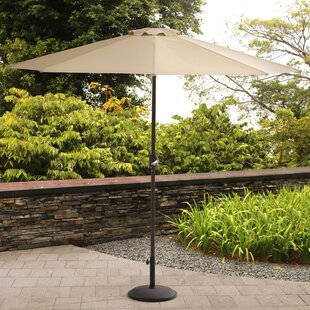 Latitude Run Rosemarie 9' Market Umbrella