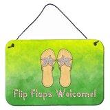 Flip Flop Wall Decor Wayfair
