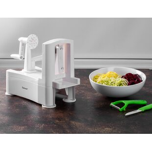 7-Piece Vegetable Spiralizer & Peeler Set