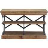 Wayne Solid Wood TV Stand for TVs up to 65 by Gracie Oaks