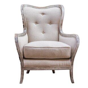 Mireya Wingback Chair