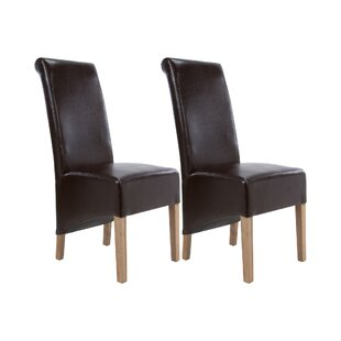 Boylston Upholstered Dining Chair (Set Of 2) By ClassicLiving