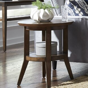 Schacht End Table by Brayden Studio