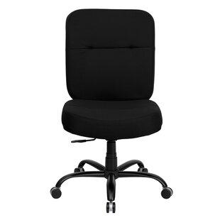 Latitude Run Ash High-Back Desk Chair