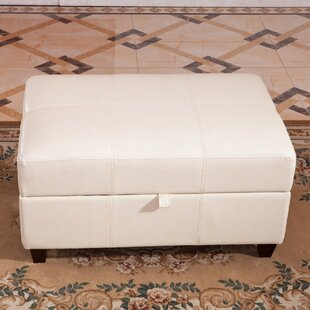 Bellasario Collection Royal Comfort Upholstered Storage Bench