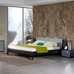 Cheng Eastern King Upholstered Platform Bed by Brayden Studio Cool