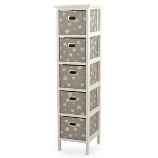 Sulphur Springs 5 Drawer Chest By Lily Manor