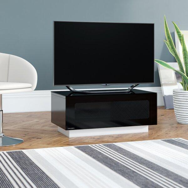 Tv Cabinet With Glass Doors Wayfair