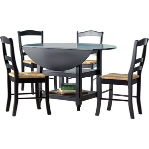 Paloma 5 Piece Dining Set by August Grove