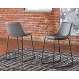 Yarbro Counter & Bar Stool (Set of 2) by 17 Stories