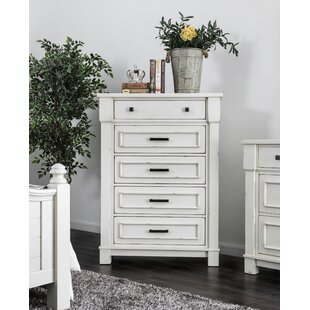 Bruno 5 Drawer Chest